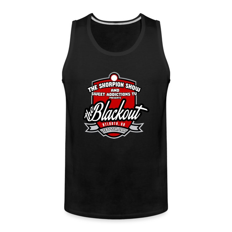 Blackout - Men's Premium Tank