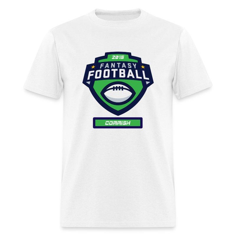Fantasy Football Commish T Shirt Spreadshirt
