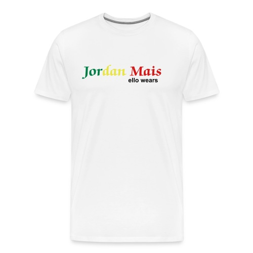 Jordan Mais - Men's Premium T-Shirt