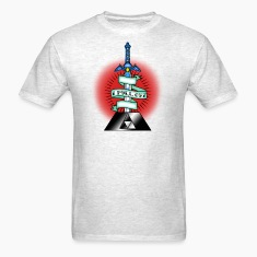 I Pull Out Master Sword T-Shirts