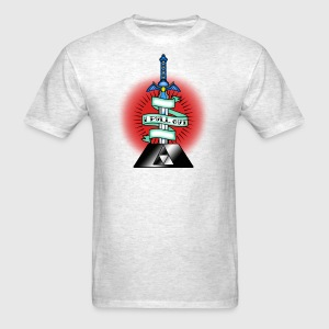 I Pull Out Master Sword T-Shirts - Men's T-Shirt