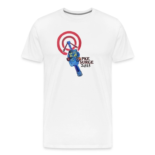 PKE Surge 2015 - Men's 3XL - Men's Premium T-Shirt