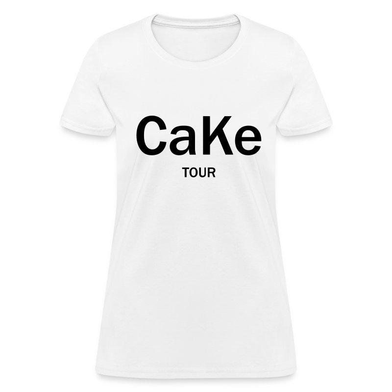 Cake tour T-Shirt Spreadshirt