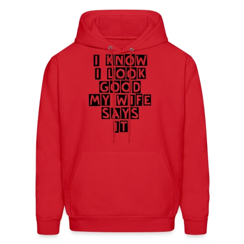 for him - Men's Hoodie