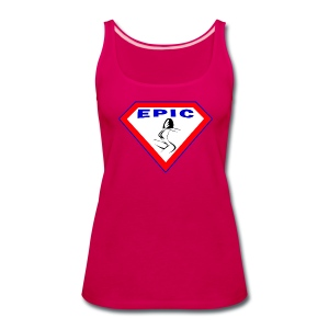 Lady Epic Iron TT 2 - Women's Premium Tank Top