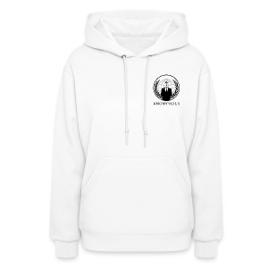 Anonymous 1 - Black - Women's Hoodie