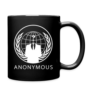 Anonymous 1 - White - Full Color Mug