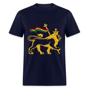 GOLDEN LYON TEE - Men's T-Shirt