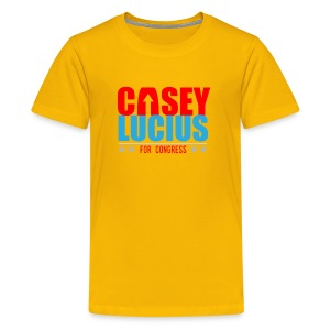 Casey for Congress 2016 Kids' Premium T-Shirt - Kids' Premium T-Shirt