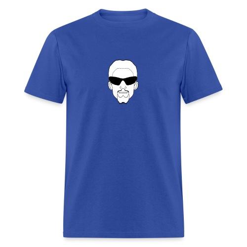Gildan Mens T-Shirt Logo Front & Back - Men's T-Shirt