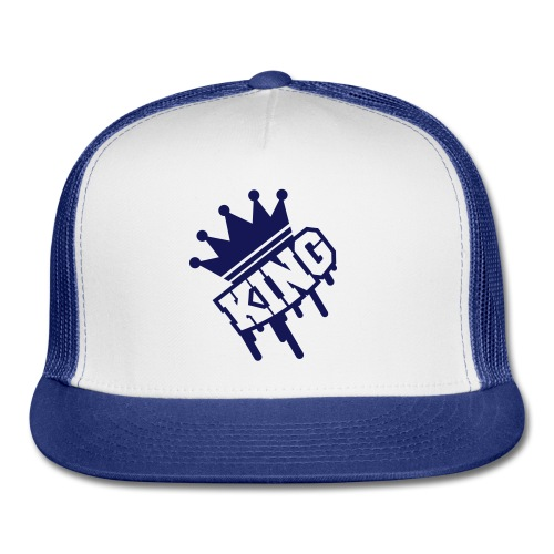 King's new flat clap  - Trucker Cap