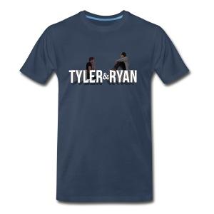 Tyler & Ryan Regular Tee - Men's Premium T-Shirt