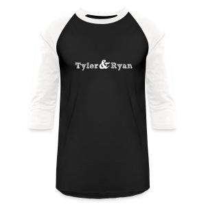 Tyler & Ryan Baseball Tee - Baseball T-Shirt