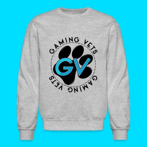Gaming Vets Crewneck Sweatshirt - Crewneck Sweatshirt