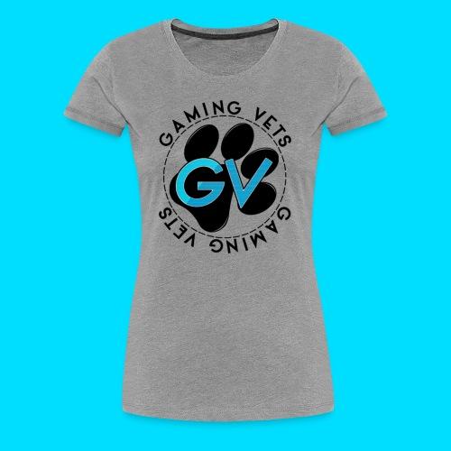 Gaming Vets Premium Woman's T-Shirt - Women's Premium T-Shirt