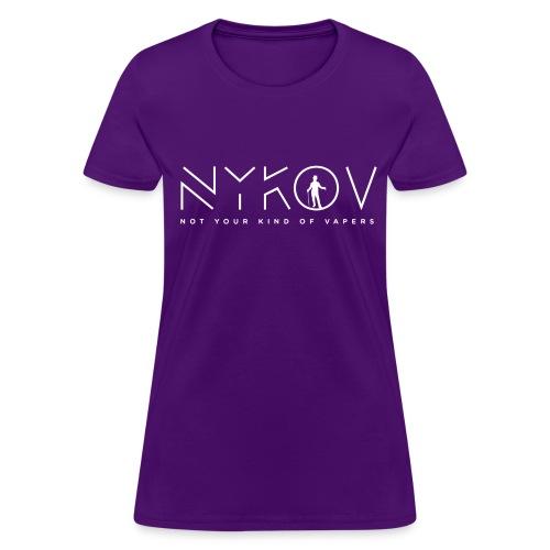 Women's T-Shirt (White Logo) - Women's T-Shirt