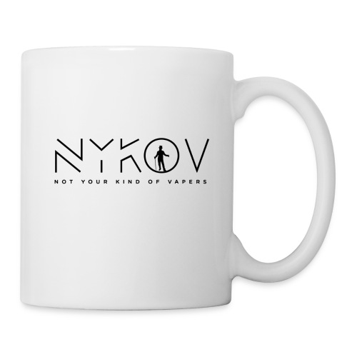 Coffee Mug (Black Logo) - Coffee/Tea Mug