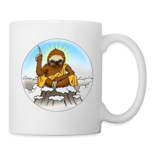 Wise Sloth Coffee Mug - Coffee/Tea Mug