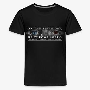 Children's Church of Scherzer T-Shirt - Kids' Premium T-Shirt