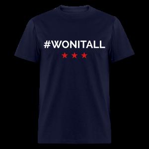 Hope #WonItAll - Men's T-Shirt