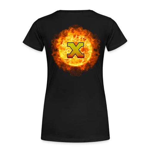 BURST - Lady's Premium - Women's Premium T-Shirt