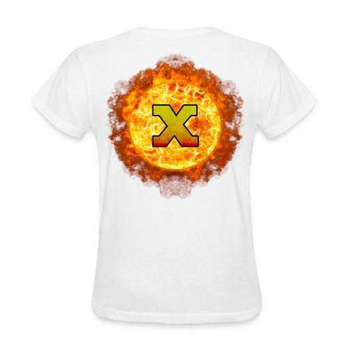 BURST - Lady's Standard - Women's T-Shirt