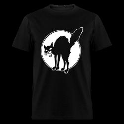 Sabotage black cat Politics - Anarchism - Anti-capitalism - Libertarian - Communism - Revolution - Anarchy - Anti-government - Anti-state