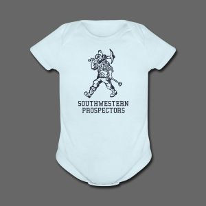 Southwestern High - Short Sleeve Baby Bodysuit