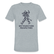 T-Shirts ~ Unisex Tri-Blend T-Shirt by American Apparel ~ Southwestern High