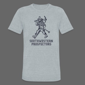 Southwestern High - Unisex Tri-Blend T-Shirt by American Apparel