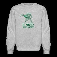 Long Sleeve Shirts ~ Men's Crewneck Sweatshirt ~ Finney High