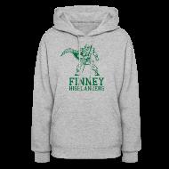 Hoodies ~ Women's Hoodie ~ Finney High