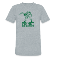 T-Shirts ~ Unisex Tri-Blend T-Shirt by American Apparel ~ Finney High