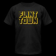 T-Shirts ~ Men's T-Shirt by American Apparel ~ Flint Town