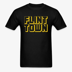 Flint Town - Men's T-Shirt