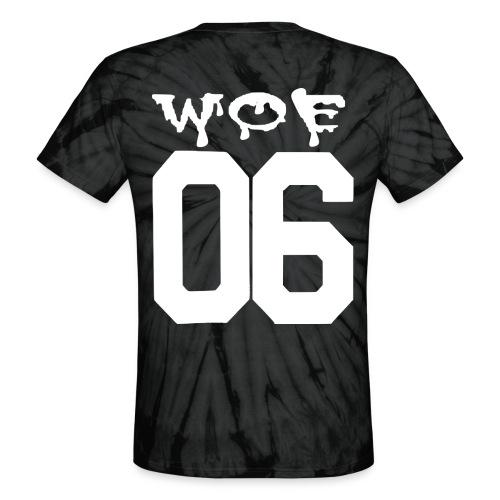 WOE - Unisex Tie Dye T-Shirt