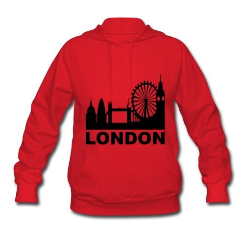 Women's London Hooded Sweatshirt - Women's Hoodie