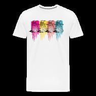 T-Shirts ~ Men's Premium T-Shirt ~ color dalek