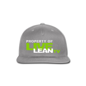 Live Lean TV Hat - Snap-back Baseball Cap