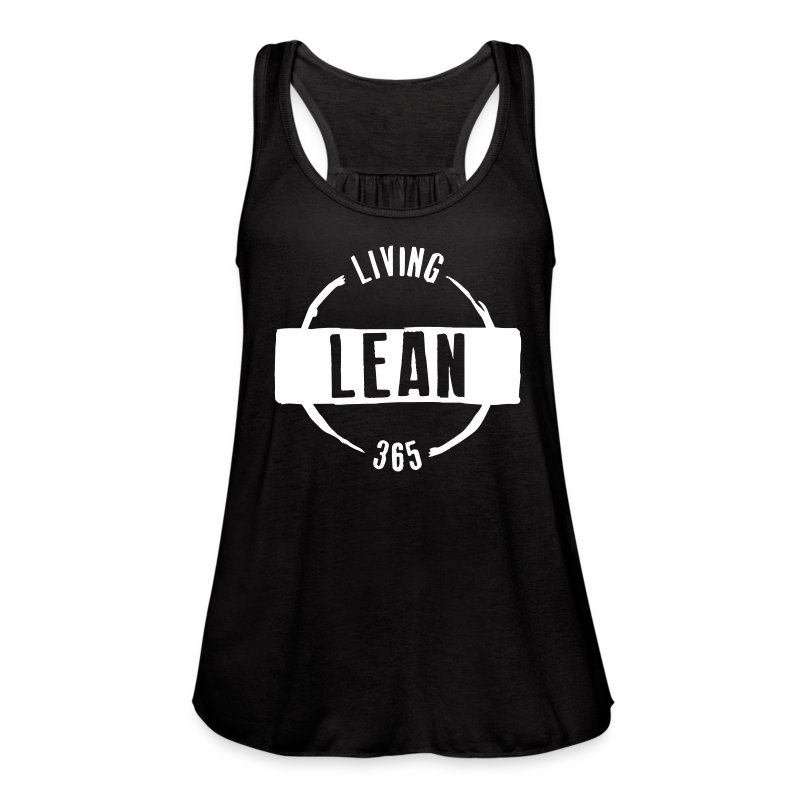 Live Lean 365 Women's Tank Top - Women's Flowy Tank Top by Bella