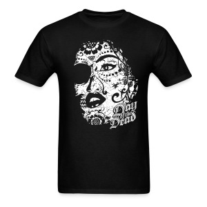 Sugar Lady - Day of the Dead - Men's T-Shirt