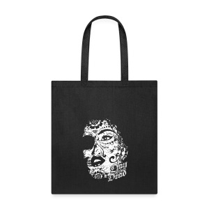 Sugar Lady - Day of the Dead - Tote Bag