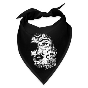 Sugar Lady - Day of the Dead - Bandana