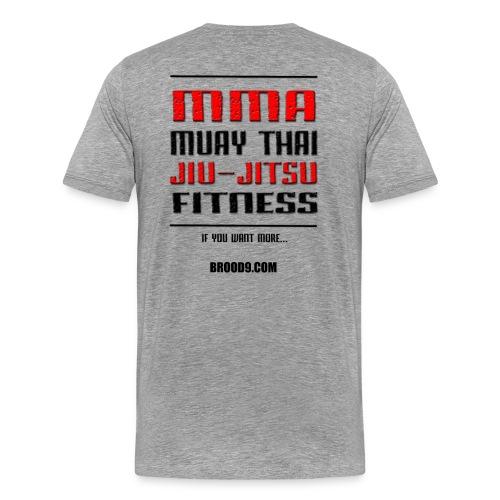 Brood 9 Student Shirt - Men's Premium T-Shirt