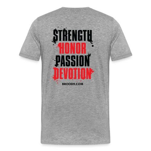 Brood 9 MMA Shirt - Men's Premium T-Shirt