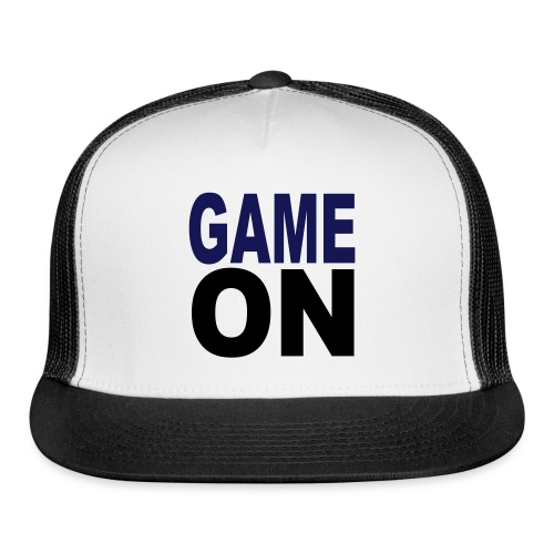 Game On Cap - Trucker Cap