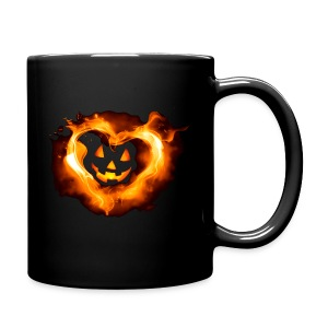 Halloween Heart - Full Color Mug