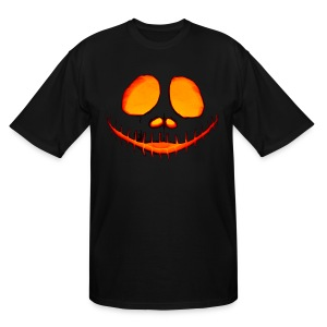 Halloween Pumpkin - Men's Tall T-Shirt