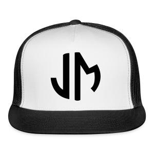 JM Circ Logo - Trucker Cap