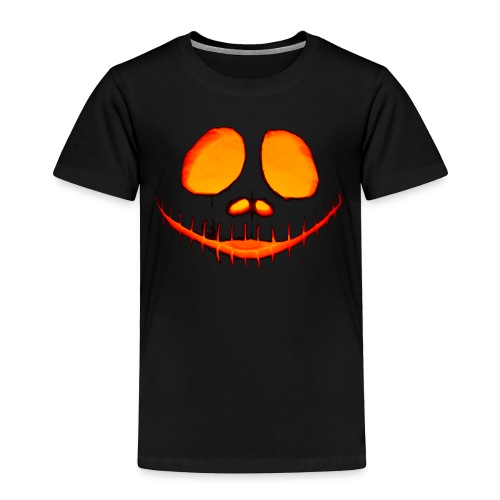 Halloween Pumpkin - Toddler Premium T-Shirt